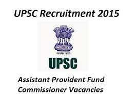 APFC UPSC